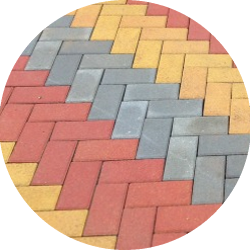 Тротуарная плитка Брусчатка в Краснодаре